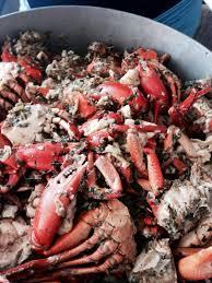 de cuisine antillaise recette du matété de crabes spécialité antillaise de