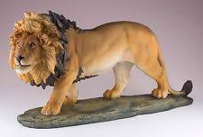 lion figurine lion collectibles ebay