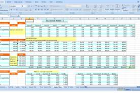 Financial Modeling Excel Templates Accelerate Financial Forecast Templates
