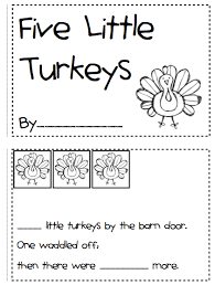 five clipart turkey pencil and in color five clipart