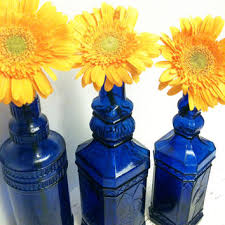 Blue Vases For Wedding Best Cobalt Blue Glass Vase Products On Wanelo