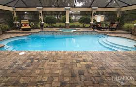 stone texture large pavers outdoor pavers tremron pavers