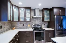 how to paint stained kitchen cabinets paint vs stained cabinets home remodeling naples florida