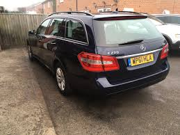 used mercedes benz e class chipping sodbury rac cars