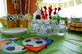 sports birthday party decoration ideas image inspiration of cake