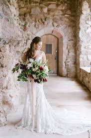 cherokee castle shoot featuring galia lahav u2014 little white dress