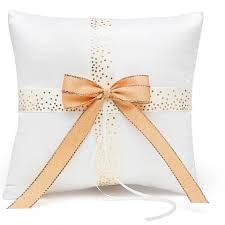 ring pillow ring pillow candy cake weddings