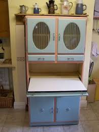 kitchen larder cabinet original vintage retro kitchenette cabinet cupboard larder restored