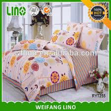 house used round crib bedding cotton world bedding set rainbow