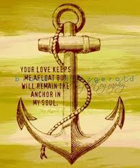 Love Anchors The Soul 8x10 - 30 decorative styrofoam anchor party ideas pinterest
