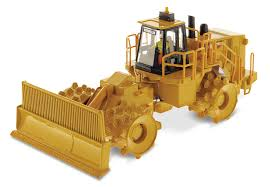 836h landfill compactor diecast masters