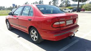 nissan almera alloy wheels nissan almera 1 6 si 4d sedan 1999 used vehicle nettiauto