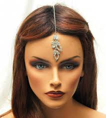 hair accessories for indian brides wedding hairstyles weddbook