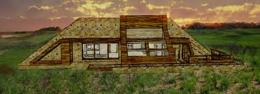 Earth Sheltered Home Plans by Category Google Sketchup The Underground Home Directory