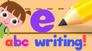 abc writing alphabet writing practice how to write the