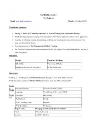Resume Template 23 Cover Letter For Headline Samples Digpio by Free Resume Templates Examples In Word Format Best Template For