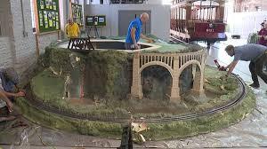 hbo u0027s backyard train taking shape at trolley museum wnep com