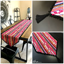 Mexican Table Runner Sew Hippy Boho Mexican Table Runner So Easy It U0027s Crazy U2013 Ask