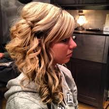prom hairstyles side curls side curls hairstyles for prom hair