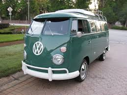 volkswagen van 2015 1967 green vw van u2013 westy life