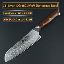 damascus steel kitchen knives aliexpress com buy 2017 xinzuo damascus steel kitchen knife set