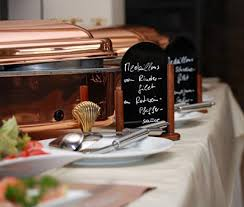 food tables at wedding reception how to calculate food needed for your wedding reception
