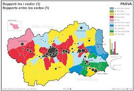 Europe Language Map by Creation Of Language Maps