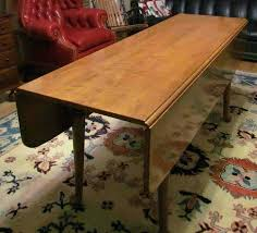 Maple Drop Leaf Table Drop Leaf Coffee Table Vintage Vintage Harvest Table Maple Drop
