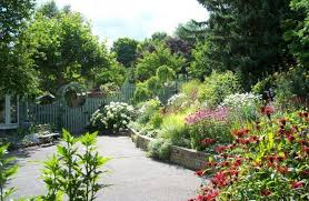 fence gate ideas landscape traditional with butterfly garden