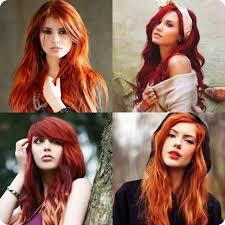 Frisuren Lange Haare Kupfer by Beautiful Hair Styles For Schöne Rote