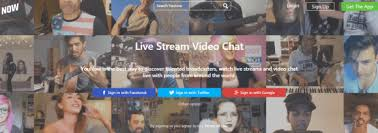 Live Video Streaming Chat Rooms by 5 Periscope Live Streaming App Alternatives
