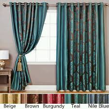 Teal Damask Curtains 11 Best Curtains Images On Damascus Damask Curtains
