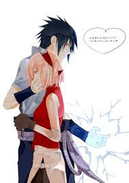 sasuke and sakura tags fanart haruno uchiha sasuke pixiv png