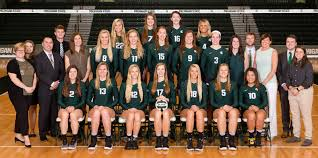 Volleyball Meme - official women s volleyball roster michigan state official