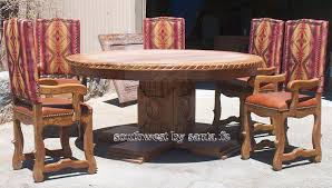 southwestern dining room furniture southwestern style dining tables