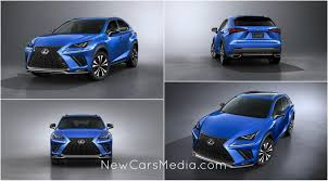 blue lexus nx lexus nx 2018 review photos specifications