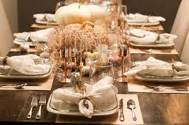 gold message in a bottle thanksgiving table setting kameelyen