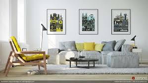 yellow wood coffee table living room elegant scandinavian living room design ideas with l