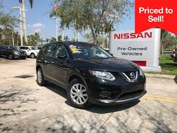 Nissan Rogue Grey - new u0026 used nissan dealership serving hollywood fl weston nissan