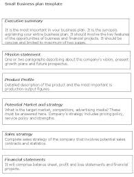 business plan samples hitecauto us