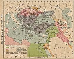 Ottoman Translation by The Maps Of Ottoman Empire
