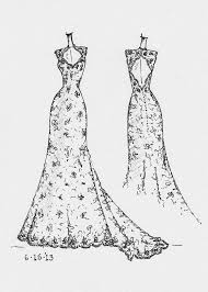 25 beautiful dress sketches ideas on pinterest fashion design
