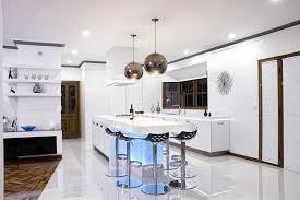 le pour cuisine moderne l éclairage led une précieuse astuce luminaire pour embellir la