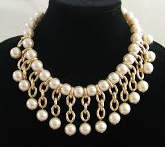 jewelry making pearl necklace images 517 best jewelry wedding pearls images necklaces jpg