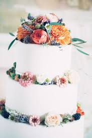 Hard Sugar Cake Decorations All Natural 20 Gorgeous Floral Wedding Cakes Floral Cake Cake