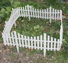 advantages of plastic garden fencing for outdoor u2014 fence ideas
