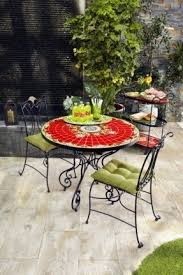 Outdoor Bistro Table Mosaic Bistro Table Set Foter