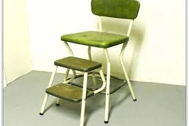 step stool chair kitchen step stool chair home design ideas