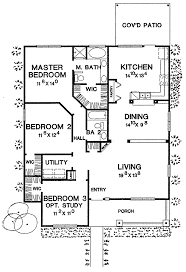 8 best 3 bedroom houses images on pinterest floor plans ranch