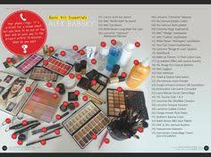 How To Be A Professional Makeup Artist Building A Professional Makeup Kit Can Be Overwhelming And Pricy